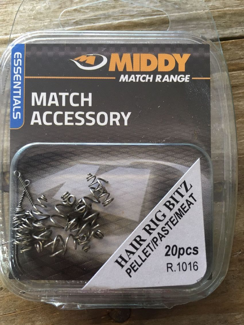 Middy Hair Rig Bits - Soar Tackle